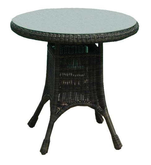 30 All Weather Outdoor Wicker Dining Table All About Wicker Wicker