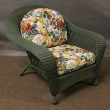 Charleston Replacement Chair Cushion Set