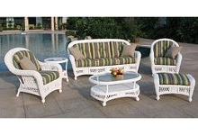 St Lucia Wicker Furniture