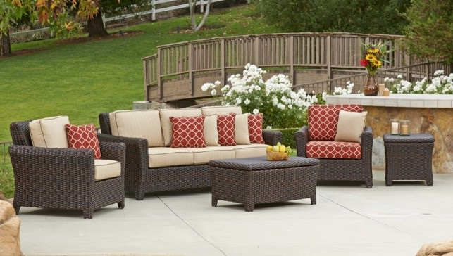 Tisdale Outdoor Wicker