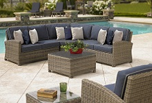 Bainbridge Outdoor Wicker