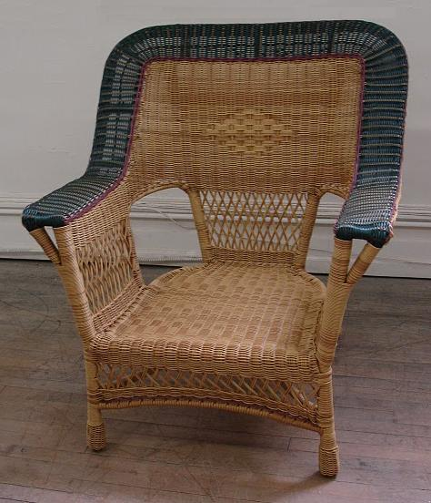 Outdoor Bar Harbor Deep Seating Chair All About Wicker Wicker Furniture And