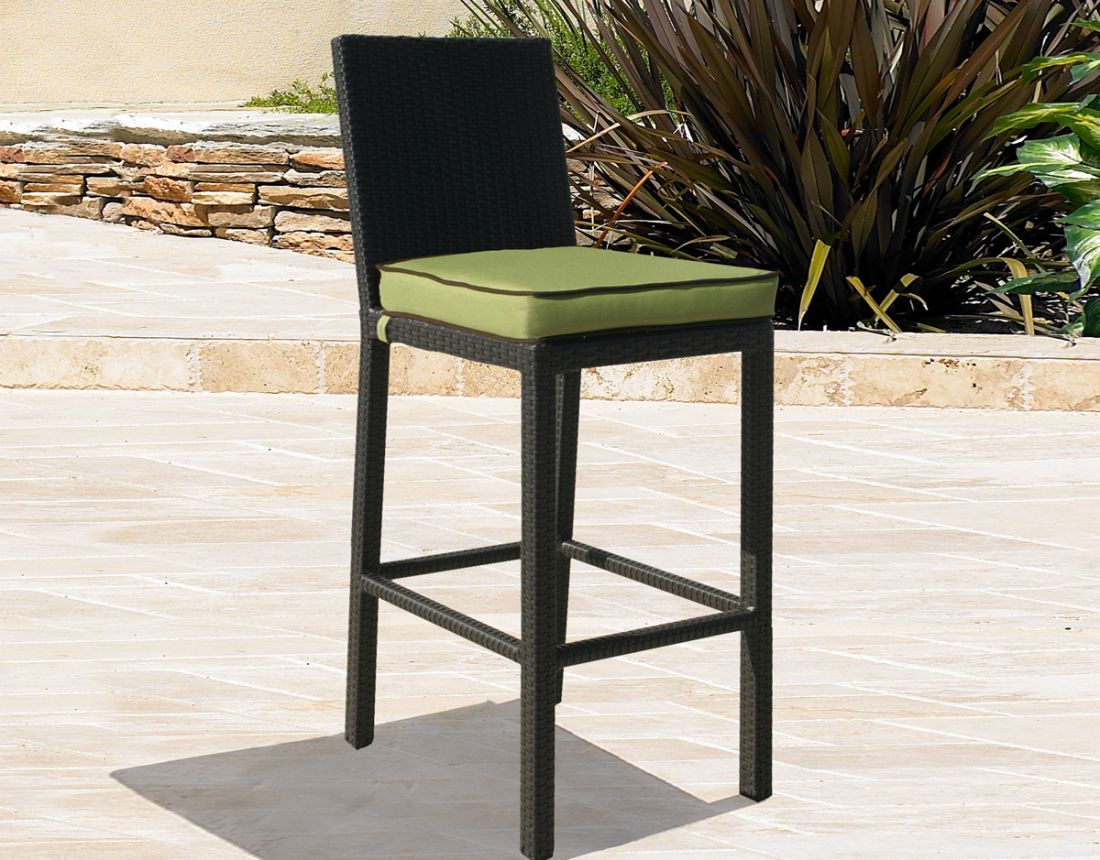 Image Result For Resin Wicker Bar Stools