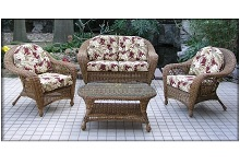 Charleston Outdoor Wicker