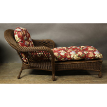 Charleston Outdoor Wicker Chaise Lounge
