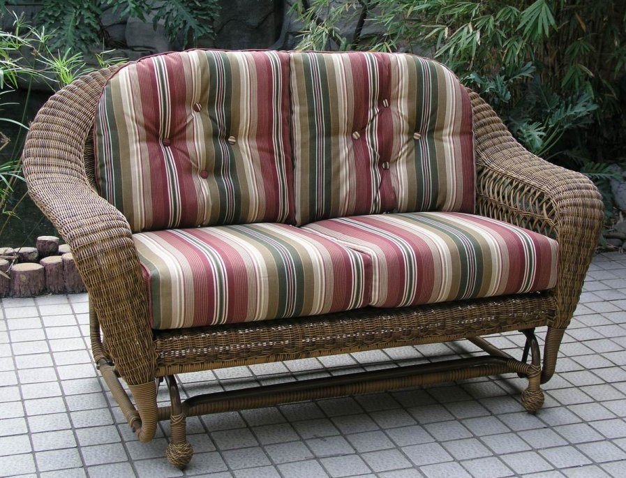 Outdoor Wicker Settee Best 28 Images Summerset All Weather Outdoor Wicker Loveseat All About