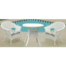 "Summerset Outdoor 3 piece Wicker 30"" Dining Set"