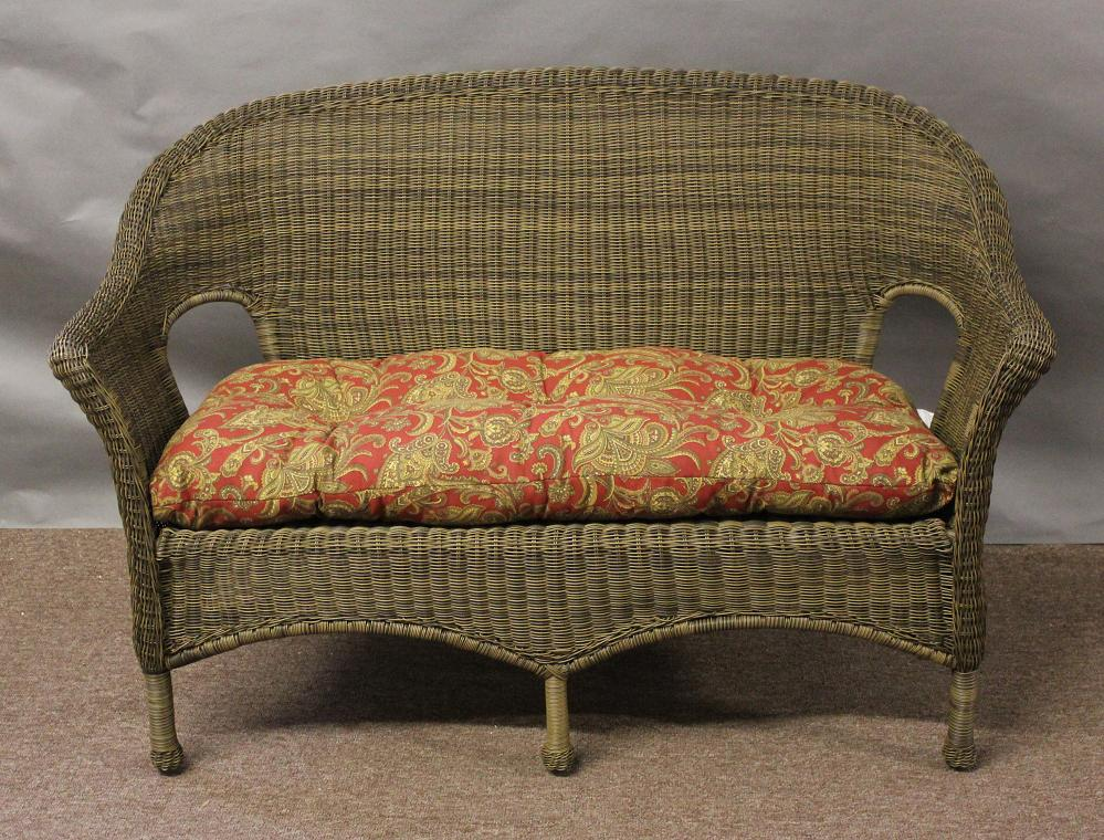 Summerset All Weather Outdoor Wicker Loveseat, All About