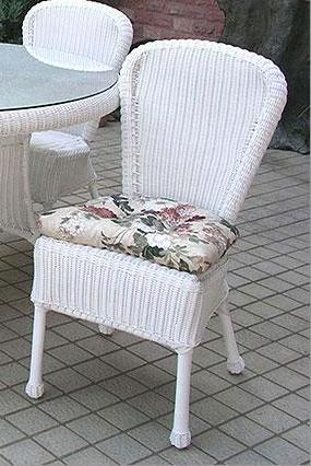 Indoor Rattan Dining Chair-Indoor Rattan Dining Chair