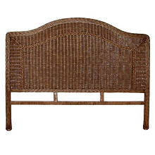 Florentine Wicker Headboard - Full