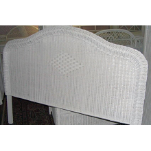 Hampton Bay Wicker Headboard - King