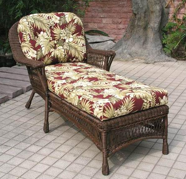 Manchester all weather wicker chaise lounge all about for All weather wicker chaise lounge