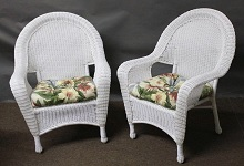 Wicker Chairs & Rockers