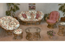 Papasan Rattan Collection