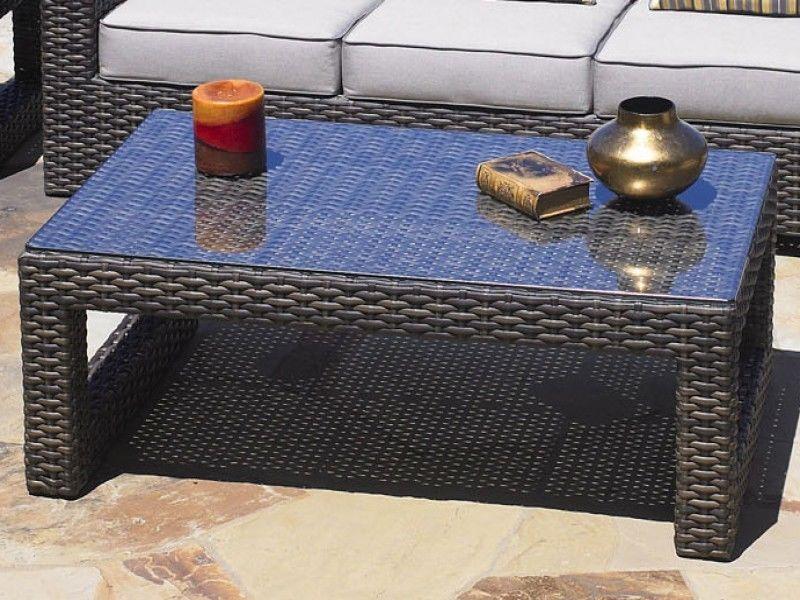 Regatta Outdoor Wicker Coffee Table All About Wicker