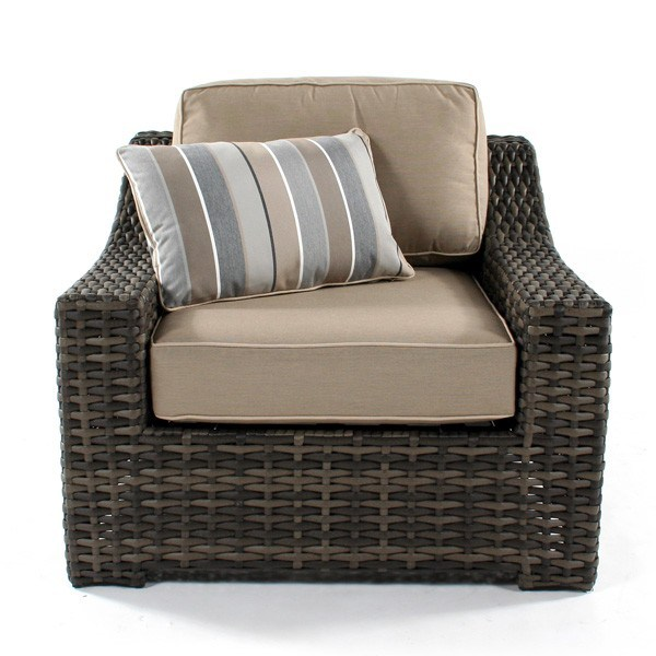 Regatta Outdoor Wicker Swivel Glider Rocker