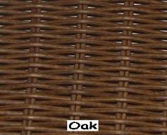 Oak Wicker Resin