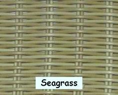 Seagrass Wicker Resin