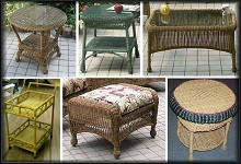 Small Tables & Ottomans