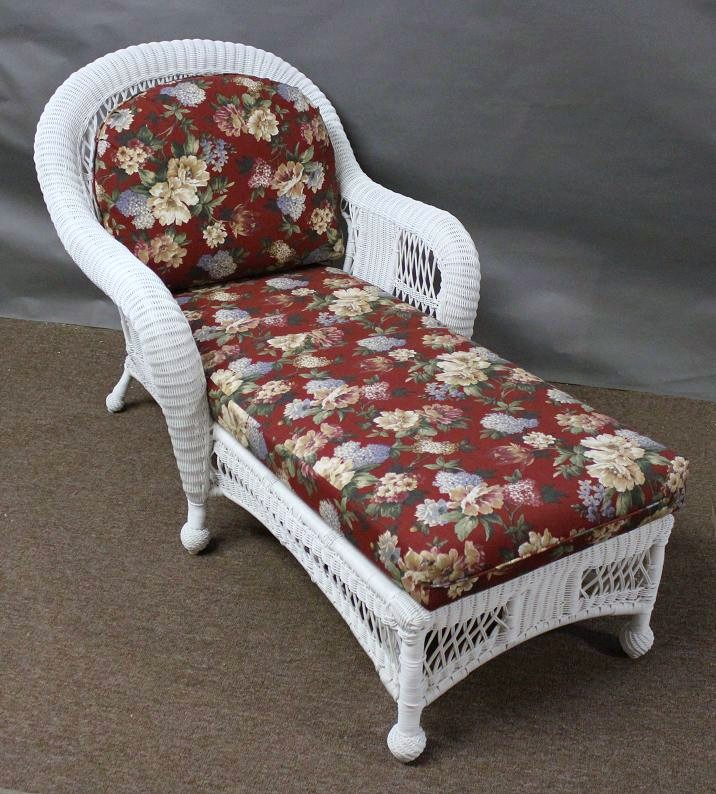 st lucia outdoor wicker chaise lounge all about wicker wicker furniture and replacement cushions. Black Bedroom Furniture Sets. Home Design Ideas
