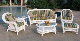 St Lucia Wicker Collection