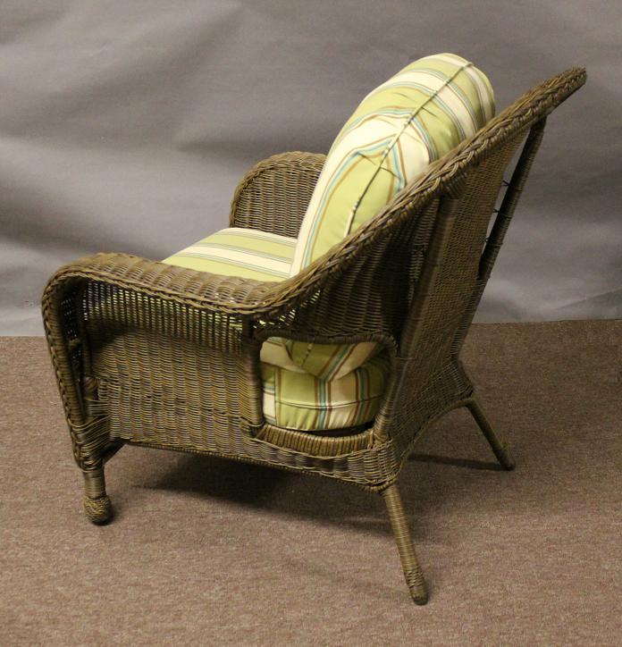 St Thomas Outdoor Wicker Chair All About Wicker Wicker
