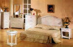 Hanover Wicker Bedroom Furniture