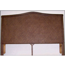 Bombay Rattan Wicker King Headboard