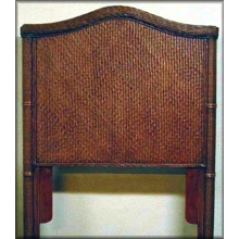 Bombay Rattan Wicker Single Headboard