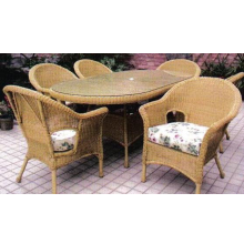 Summerset 7 Piece Outdoor Wicker Dining Set