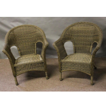 Summerset Outdoor Wicker Chairs - Set of 2