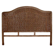 Florentine Wicker Headboard - Queen