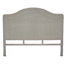 Florentine Wicker Headboard - King