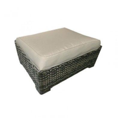 Regatta Outdoor Wicker Ottoman