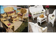 Outdoor Wicker Sets
