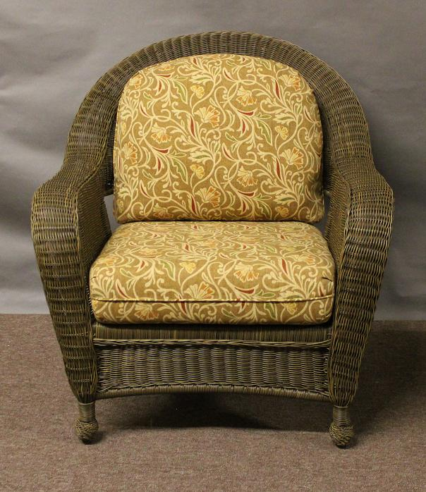 St Thomas Outdoor Wicker Chair