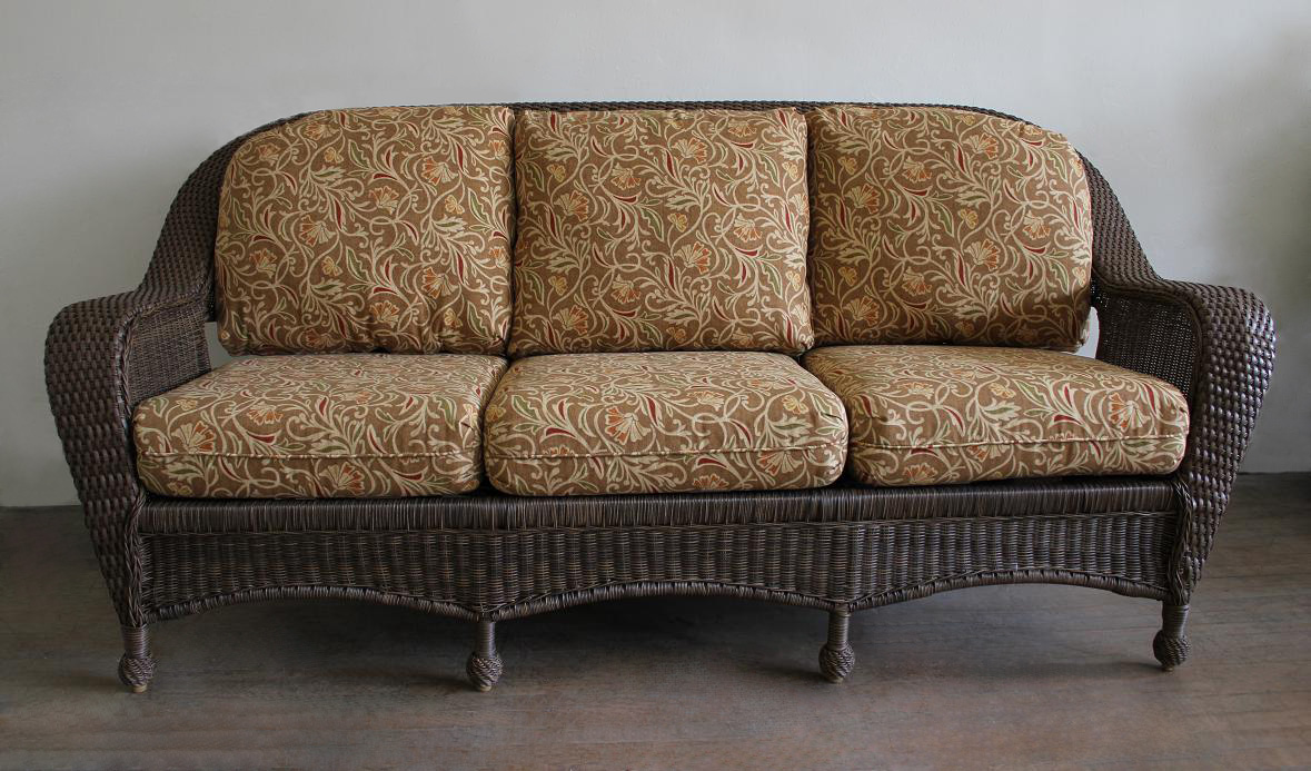 Winward Wicker 3 Seater Sofa