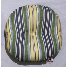Round Cushion Chair Ottoman Extra Large 20 Diameter All About Wicker