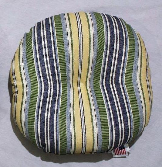 Round Cushion Chair Ottoman Extra Large 20 Quot Diameter