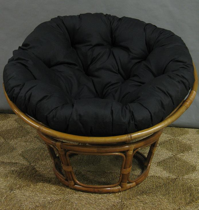 Wonderful Papasan Rattan Chair