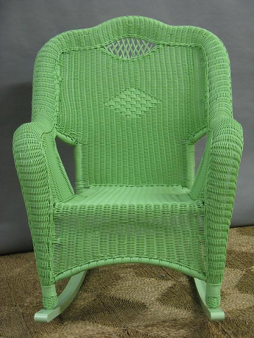 Savannah All Weather Wicker Rockers Set Of 2 All About