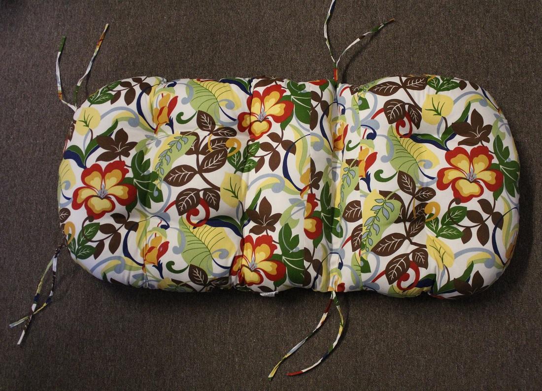 Cane Swivel Chair Cushions Design Ideas