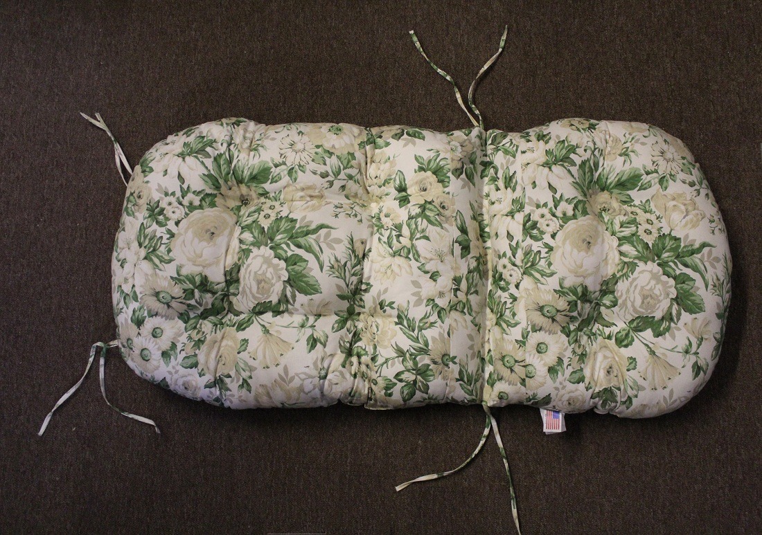Rattan Swivel Rocker Cushion All About Wicker