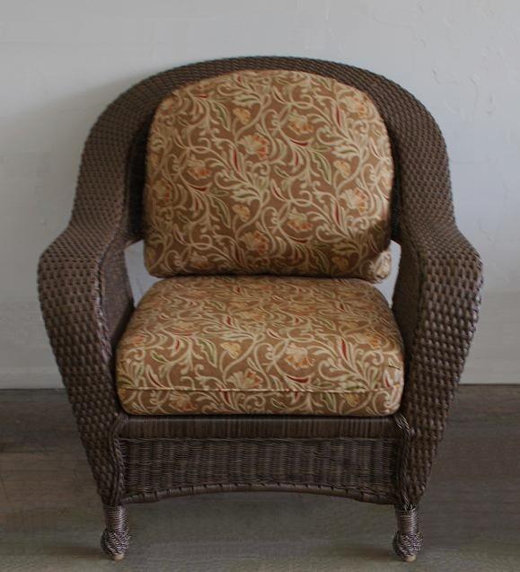 Winward Outdoor Wicker Chair